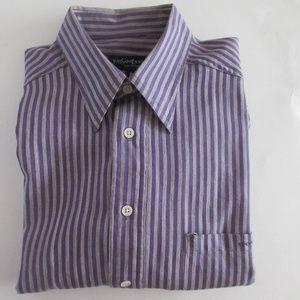 Yves Saint Laurent Shirts - Yves Saint Laurent Men's Dress Shirt NWOT